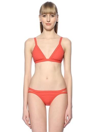 Seafolly Bikini Üst Kırmızı